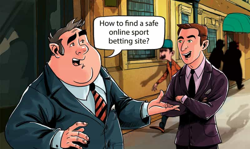 How to a Find a Safe Online Sport Betting Site?
